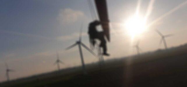 Sachverständige für Windenergieanlagen.