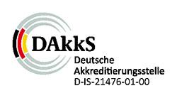Zur Akkreditierungsurkunde der Rosendahl & Frank Windtechnik bei der DAkkS